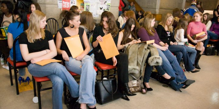 10 Pro audition tips for College students